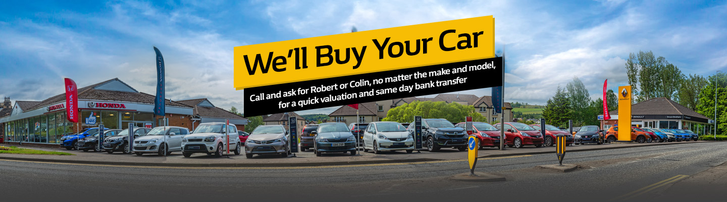We'll Buy Your Car - detail page
